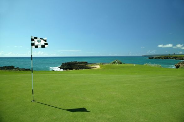 Punta Espada golfbanen