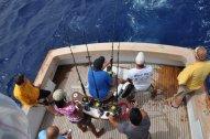 På båden