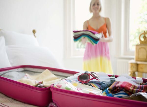 Hvad skal du have med i kufferten?