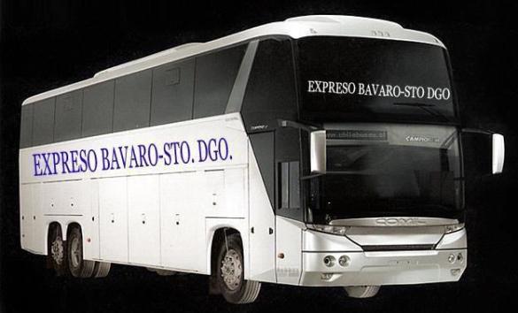 Expreso Bávaro Bussen
