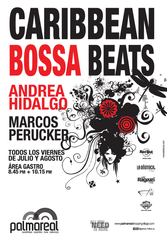Caribbean Bossa Beats i Palma Real Shopping Village