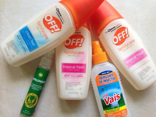 Husk at bruge myggespray på den Dominikanske Republik