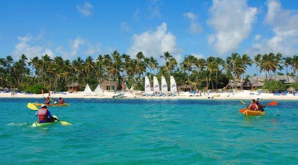Rejs med familien på efterårsferie til Punta Cana