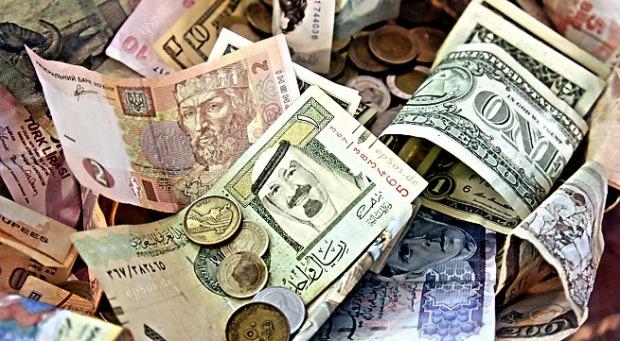 Valuta, kreditkort og drikkepenge