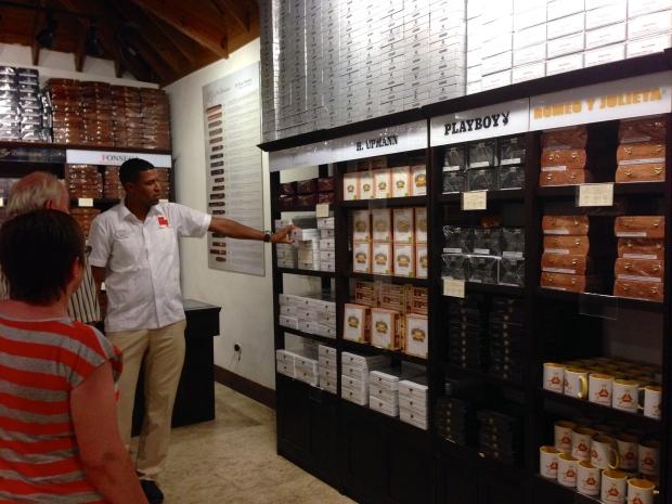 Hvor mange cigarer må du have med hjem fra Punta Cana?