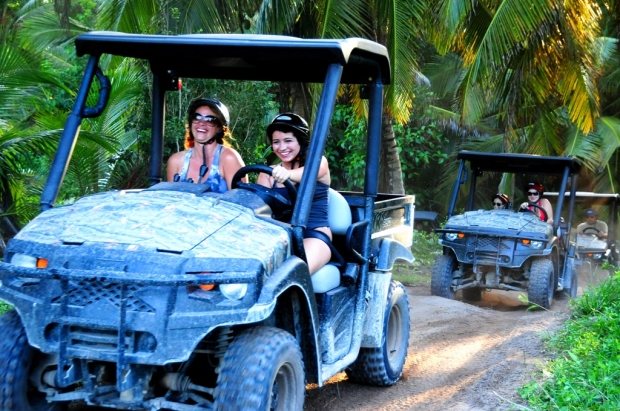 Side By Side Buggy Punta Cana