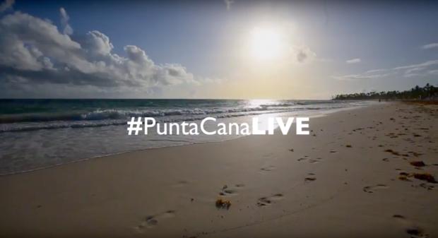 #PuntaCanaLIVE