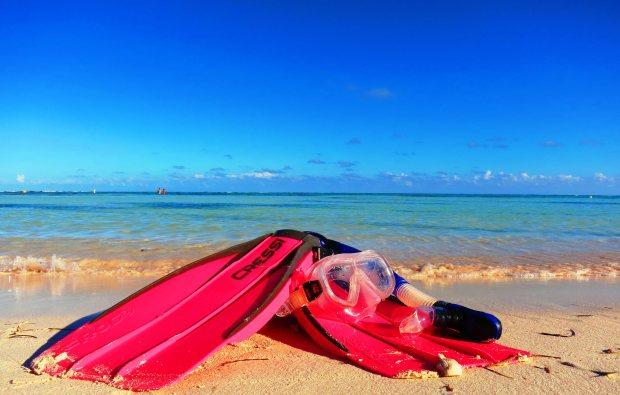 Snorkelling Playa Blanca
