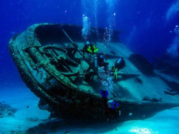 Dykning i Punta Cana