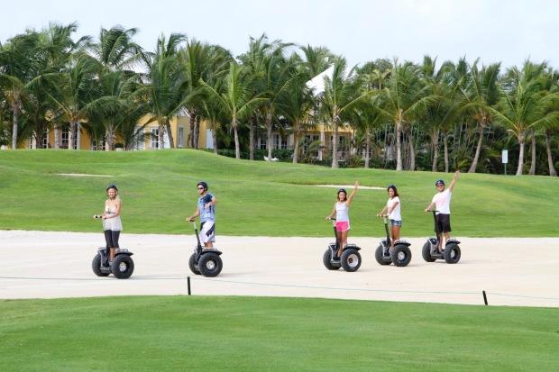 Segway Eco Tour i Punta Cana