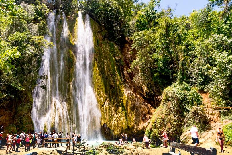 Limon Waterfall & Barcardi Island